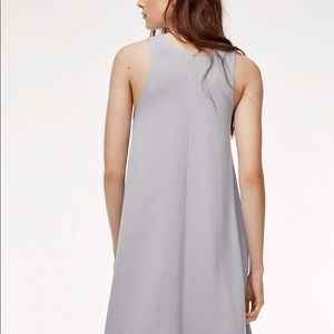 Aritzia Dresses - Aritzia Wilfred Free 'Rosa' Knit Sleeveless Dress